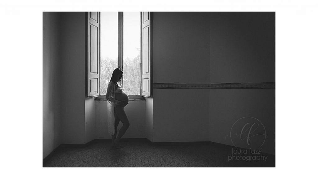 servizio fotografico gravidanza a Roma © Laura Fazzi