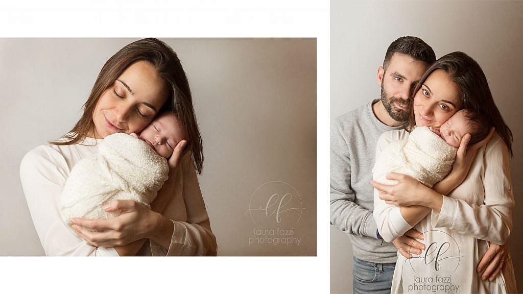 servizio fotografico newborn a Roma © Laura Fazzi