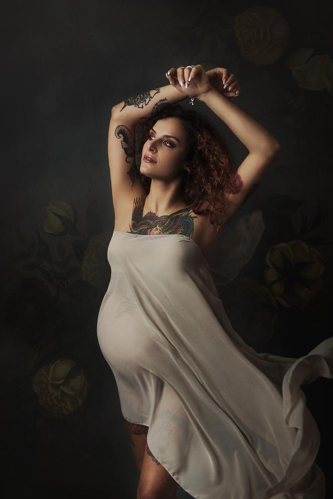 servizio fotografico gravidanza a Roma ©Laura Fazzi